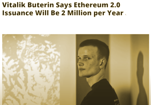 Ethereum Founder Vitalik